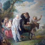 Peinture XVIIIème siècle