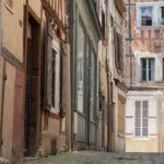 Vue rue Cortel Joigny