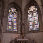 Vitrail de l'église Saint-Thibault Joigny